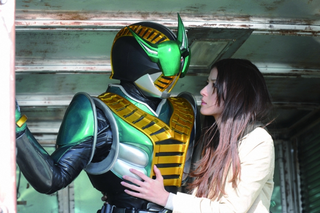 Kamen Rider Cho Den-O Trilogy 01 Episode RED Sub Indo Film 1