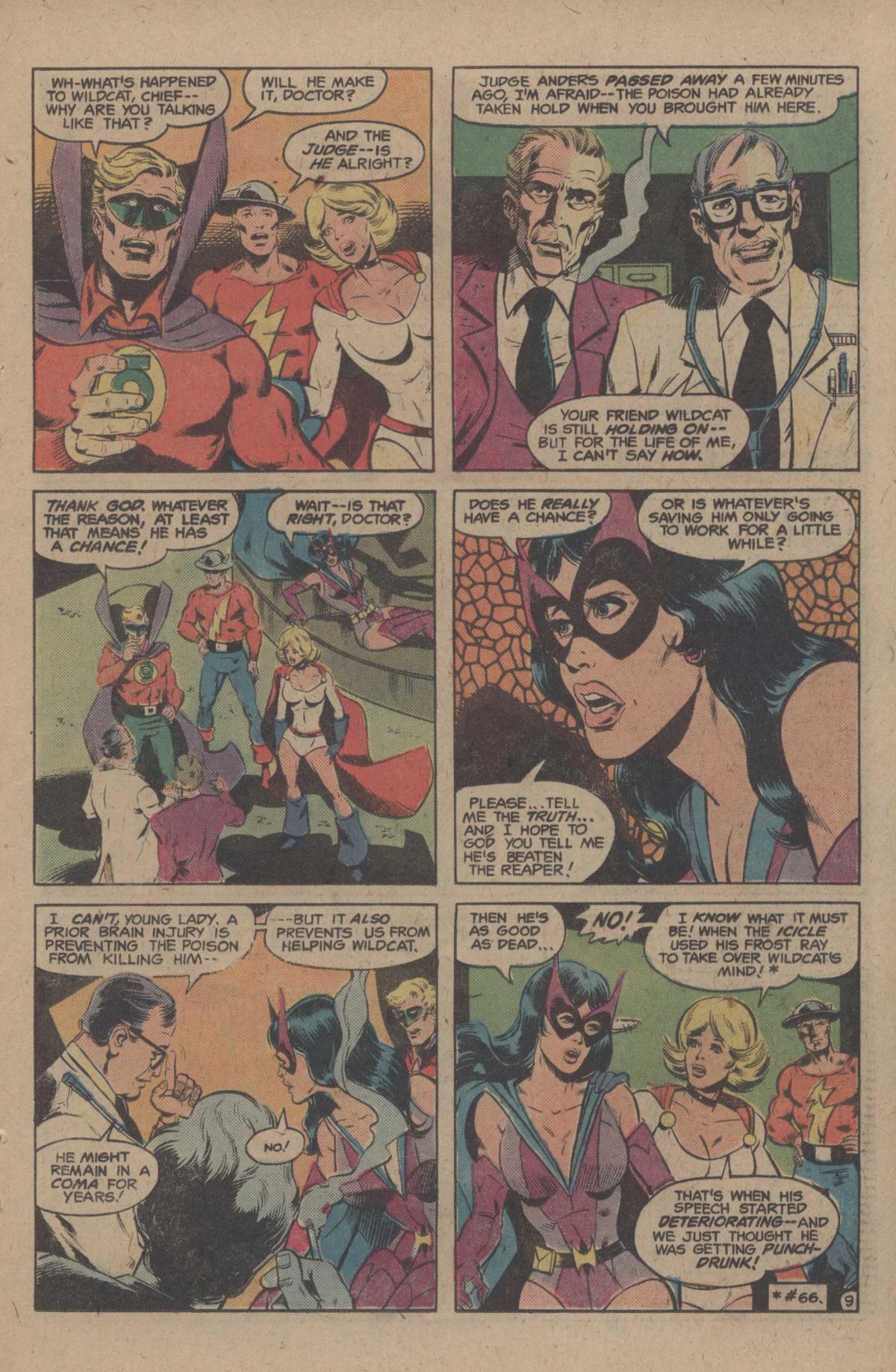 Read online All-Star Comics comic -  Issue #72 - 15