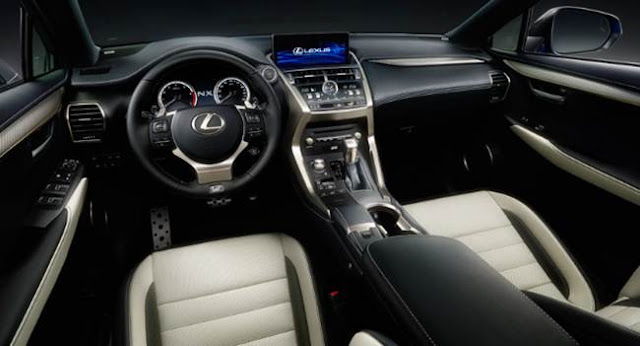 2018 Lexus NX 300 Specs, Release, Price