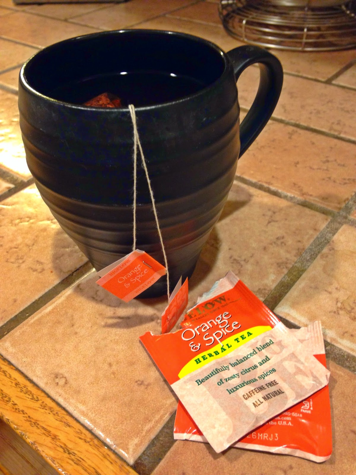 Bigelow's Orange & Spice Tea