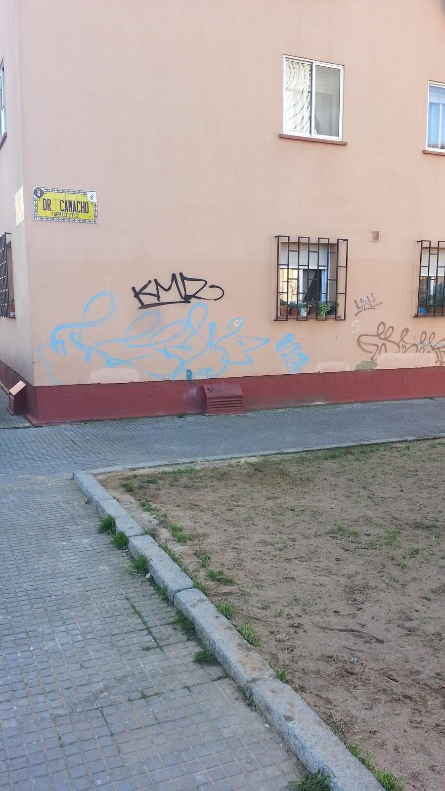 Asociaci n c vica ciudad de badajoz pedimos la siembra de for Calle prado camacho 8