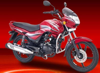Hero Achiever 150 Red