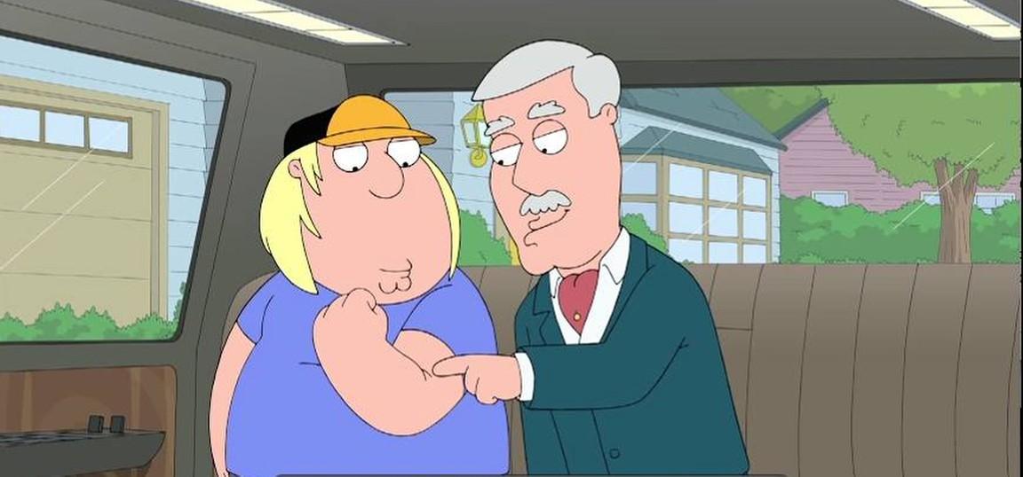 Family Guy - Season 12 Episode 14: Fresh Heir