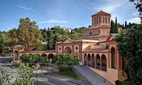 Fachada del Museo de Arqueología de Catalunya