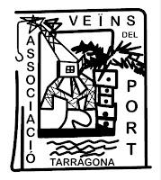 logo associació de veïns del barri del port de tarragona