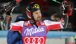 ESQUÍ ALPINO - Marcel Hirscher alcanza las 62 victorias de su compatriota Annemarie Moser-Pröll