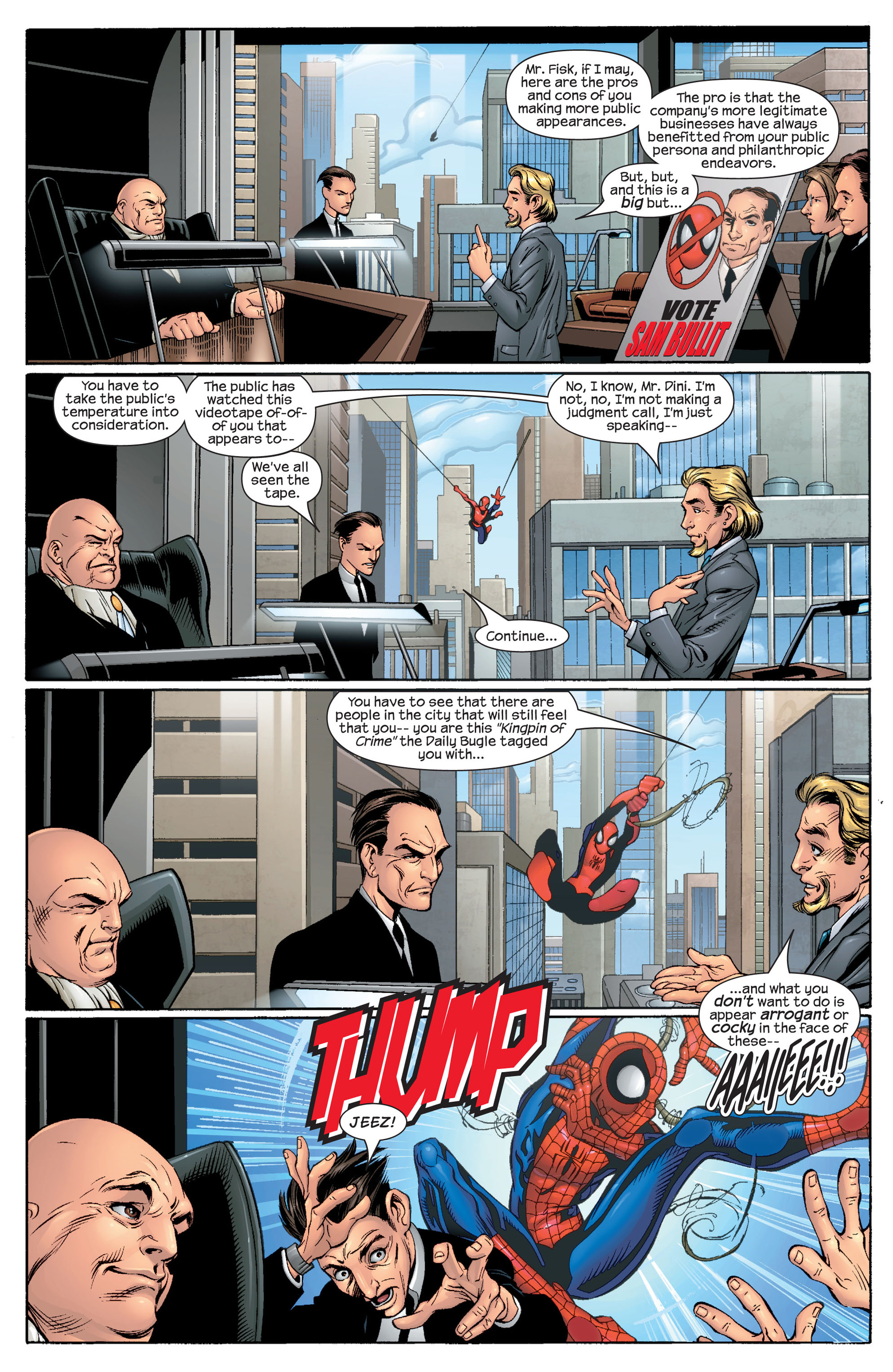 Read online Ultimate Spider-Man (2000) comic -  Issue #48 - 6