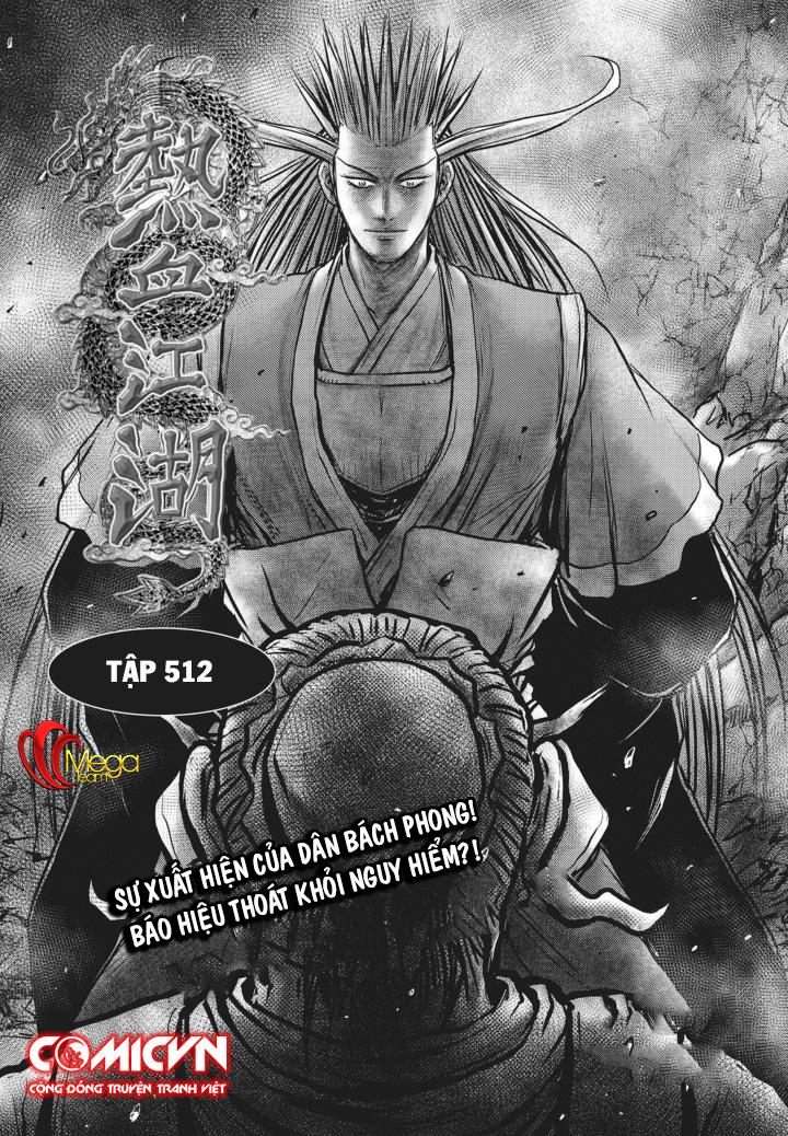 Hiệp Khách Giang Hồ - Chapter 512 - Pic 1