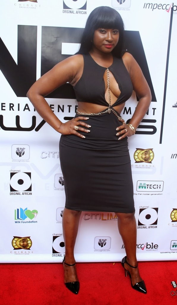 P67A9971 Red carpet photos from 2014 Nigeria Entertainment Awards