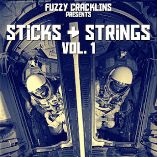 Fuzzy Cracklins' Sticks & Strings vol. 1 on Bandcamp