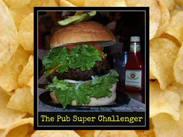 Denny's Beer Barrel Pub Super Challenger