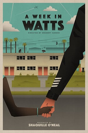 Poster A Week in Watts 2018