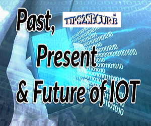 History, present and future of IOT (internet of things)
