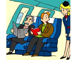 voo errado. conexão