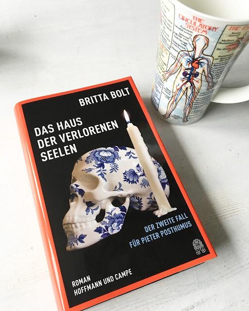 Das Haus der verlorenen Seelen - Britta Bolt - Amsterdamer Rotlichtflair weitab vom Klischee