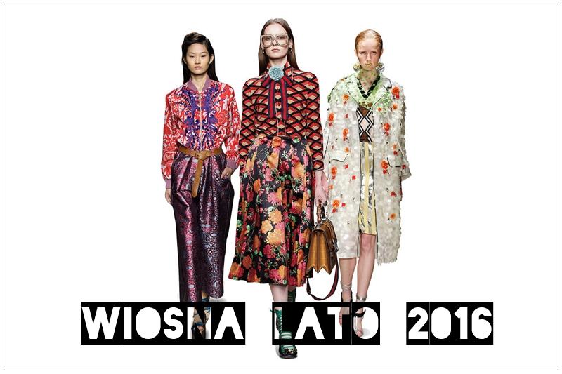 trendy wiosna 2016