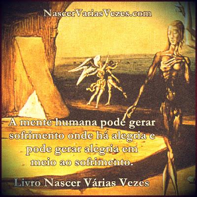 A mente humana tem muitos poderes, inclusive tornar sua vida pior. Poder da mente.