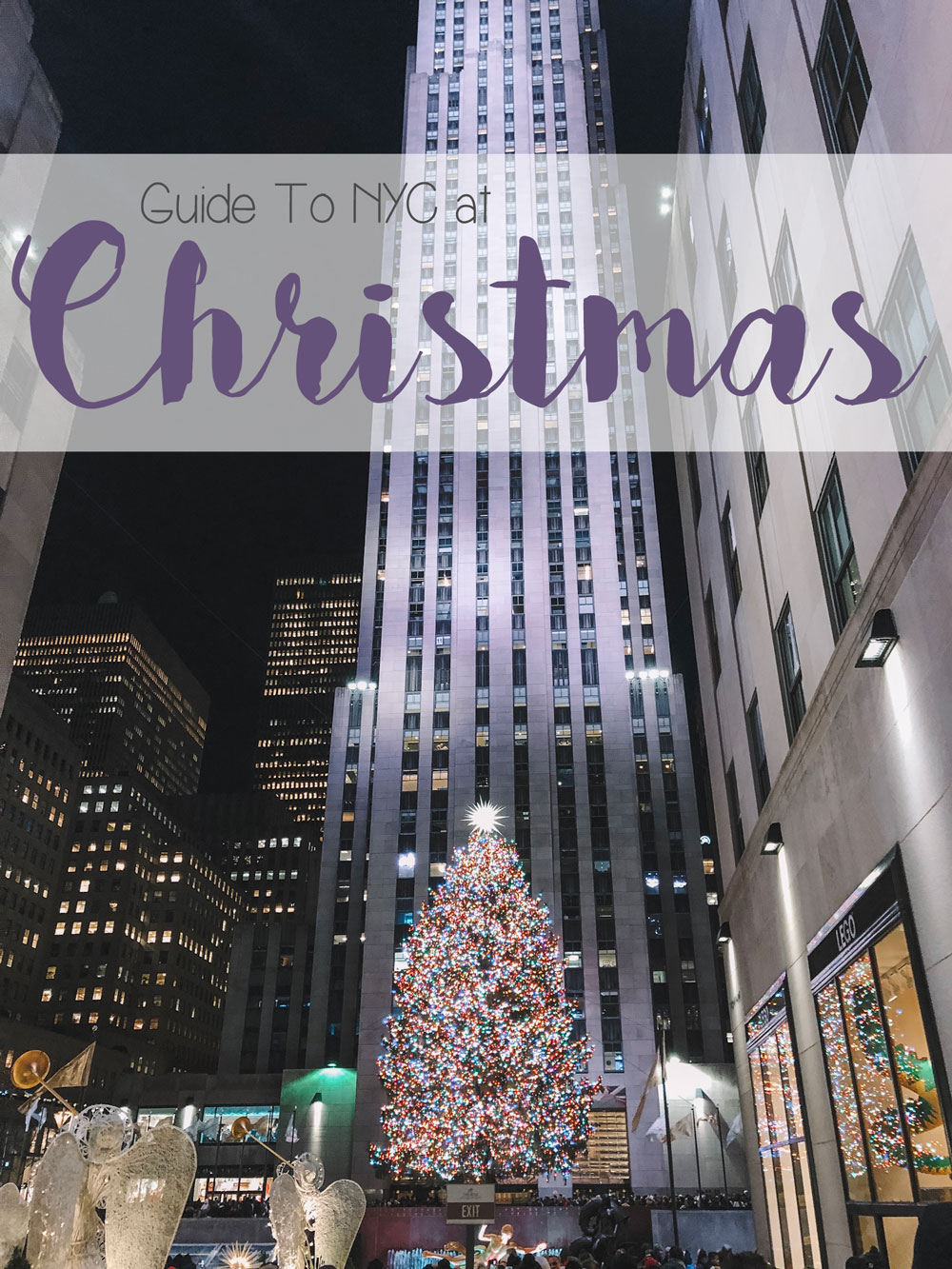 Guide to Christmas in New York City