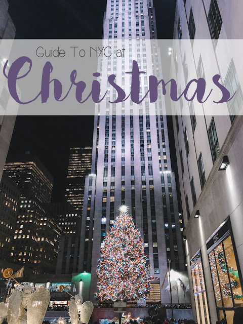 things to do in new york city christmas