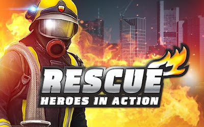 Download Game Android Gratis Rescue Heroes: in action apk + obb