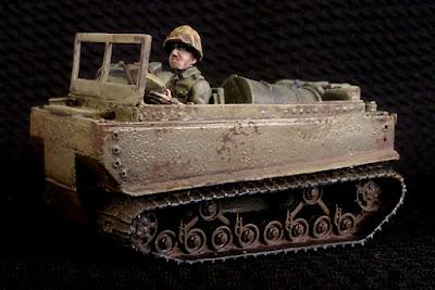 Company B M29 Weasel