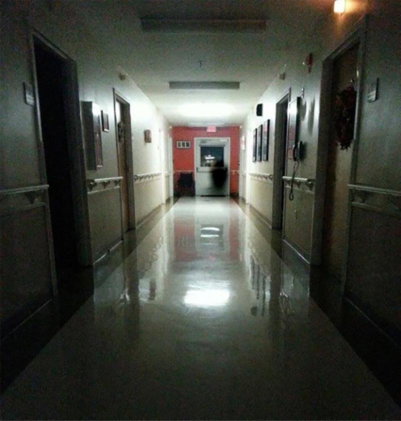 fotos de fantasmas, assombração, sanatório, hospital, hospício