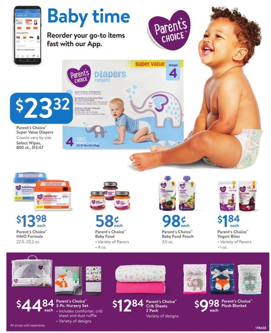 Walmart Weekly Ad October 14 – October 20, 2018   Grocery