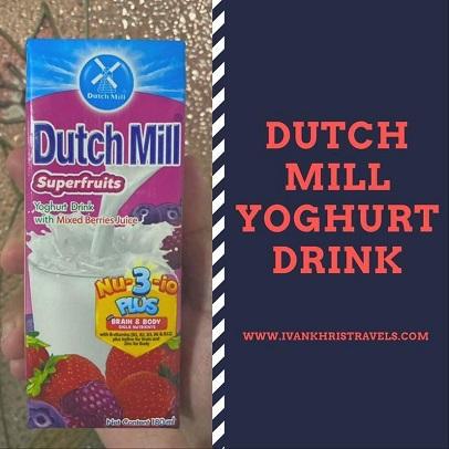 Dutch Mill Yoghurt Drink Review