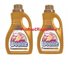 Logo Diventa tester Woolite con cheratina