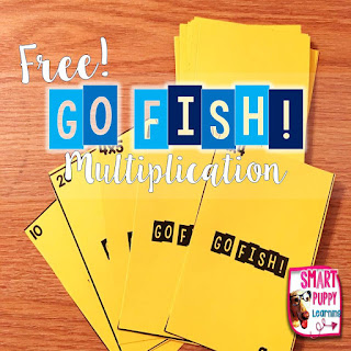 https://www.teacherspayteachers.com/Product/Go-Fish-Multiplication-Game-FREEBIE-2784654