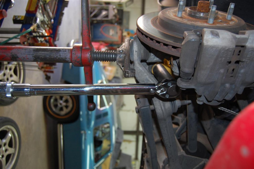 C5 Shock Absorber Information and Replacement | Chevrolet