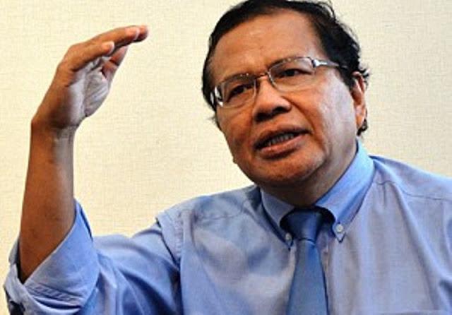 Rizal Ramli Sebut Presiden Jokowi Sulit Bangkit Dalam Dua Tahun Kedepan, Ini Sebabnya