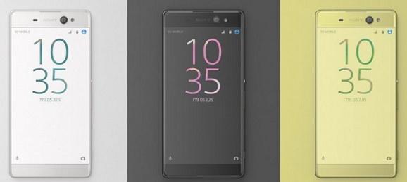 Sony luncurkan Xperia XA Ultra Terbaru , Xperia XA Fokus ke Kualitas Kamera
