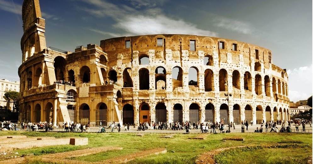 Sejarah Bangunan Colosseum Roma Italy Asal Usul Dan Sejarah