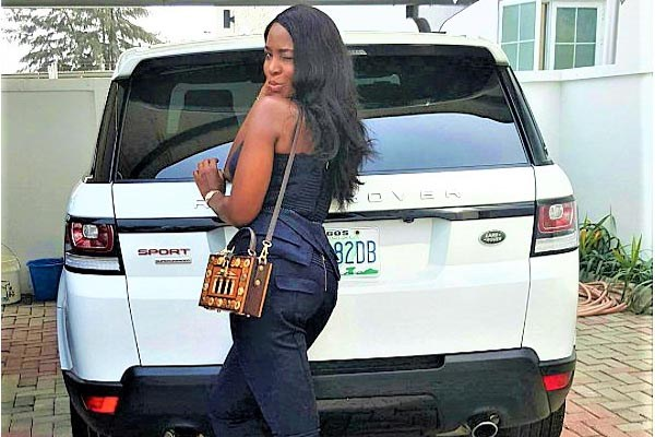 NIGERIA BLOGGER Linda Ikeji And HER LUXURY  Cars In Her Life