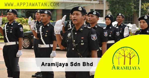 Temuduga Terbuka Polis Bantuan Aramijaya Sdn Bhd, Johor - 1 Disember 2018
