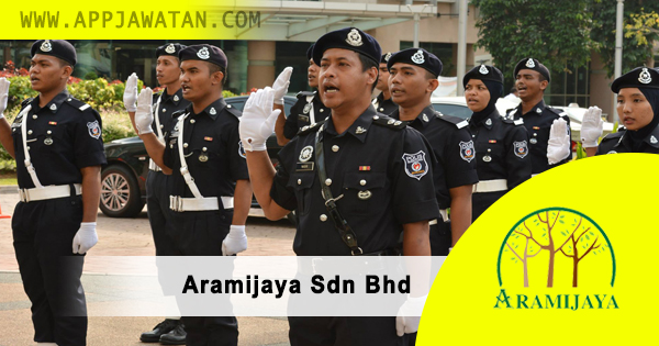 Temuduga Terbuka Polis Bantuan Aramijaya Sdn Bhd, Johor