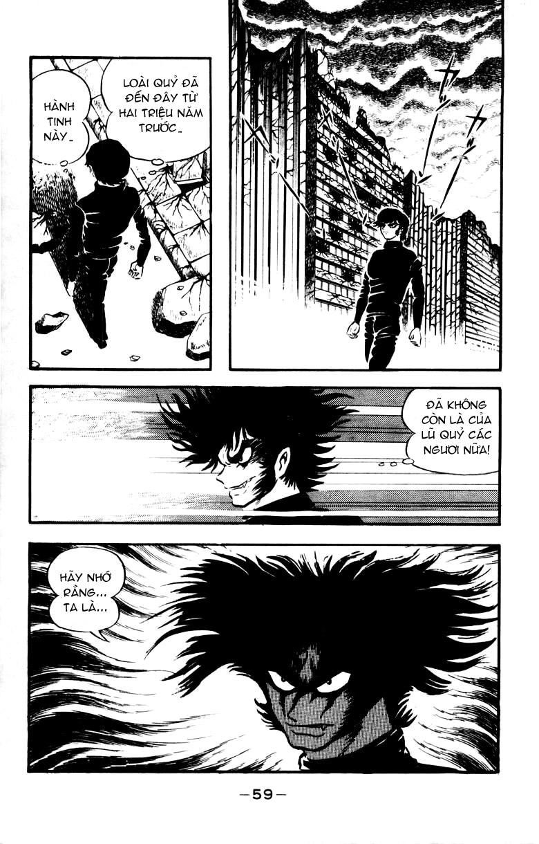 DevilMan chapter 18 trang 14