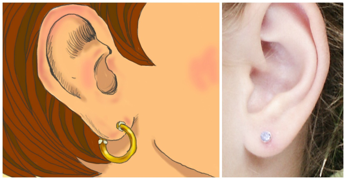here s the reason why your earring backs smell like stinky