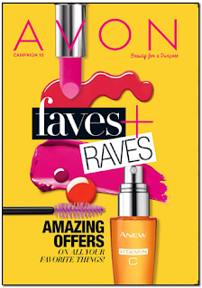 Avon Campaign 18 Brochure Online