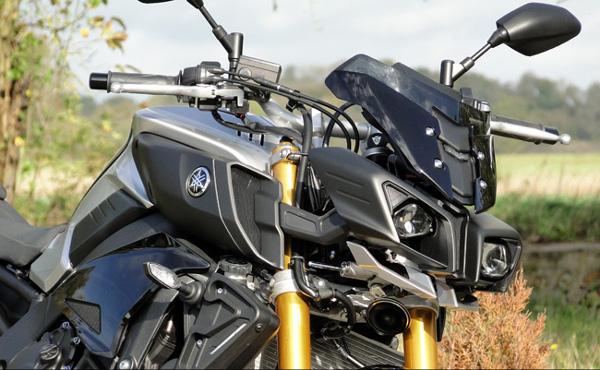 Yamaha Mt Driving Modes