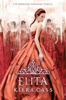 """""""Elita"""" Kiera Cass"""