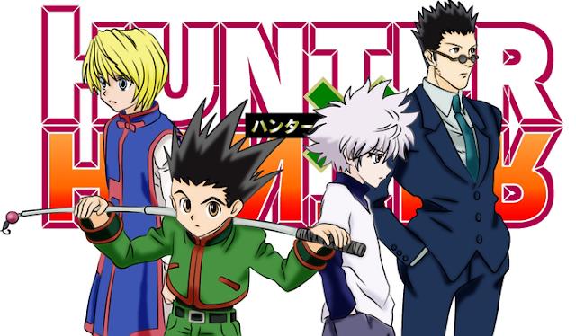 Hunter x Hunter (1-148) Sub Indo Batch Download