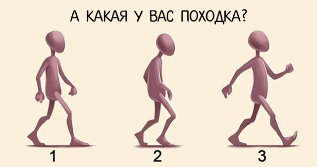 Личностный тест: вот что ваша походка может рассказать о вас!