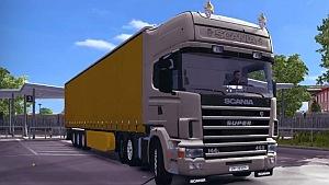Scania 4 mod version 1.7