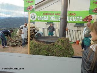 SAGRA DELLE FRUGIATE DI VELLANO Tuscany
