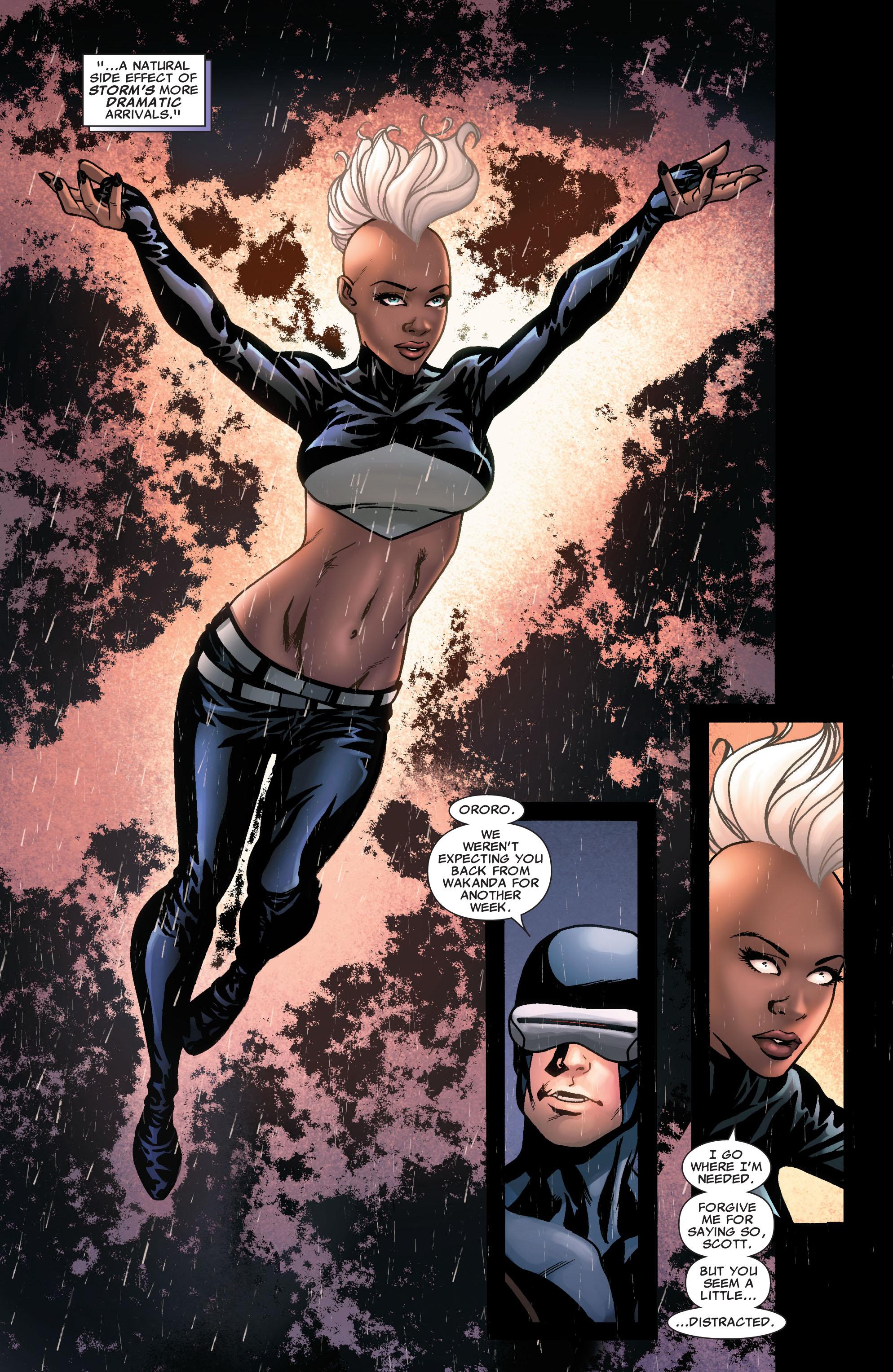 Read online Astonishing X-Men (2004) comic -  Issue #44 - 6