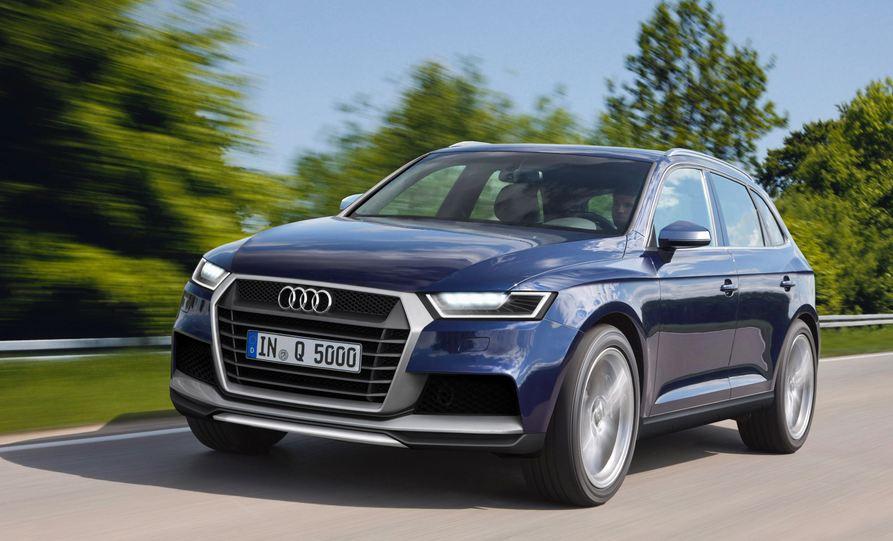 2016 Audi Q5 Redesign Rumors Release Date