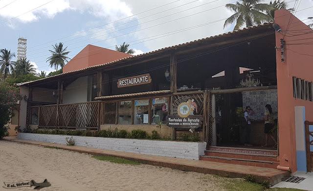 Fantasias do Agreste, Pousada e Restaurante, Mangue Seco, Bahia