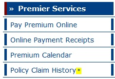 LIC Pay Insurance Premium Online